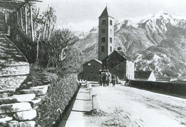 Via Sempione e Gaggio